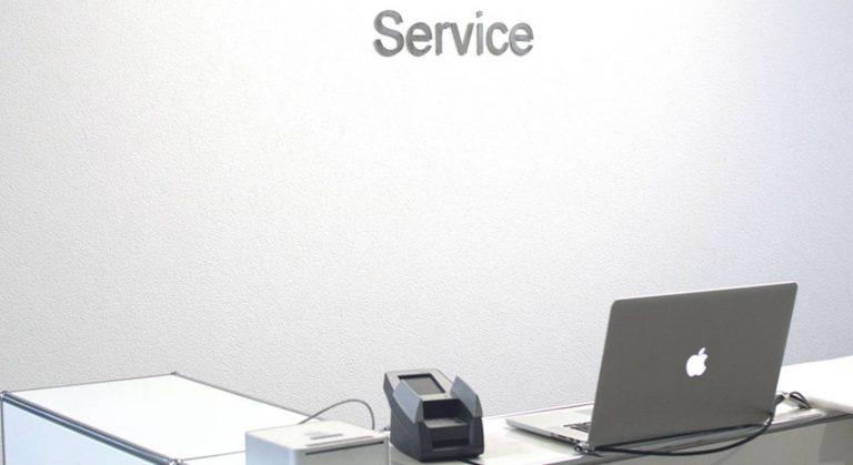 Der Service Desk von DQ Solutions in Dietikon
