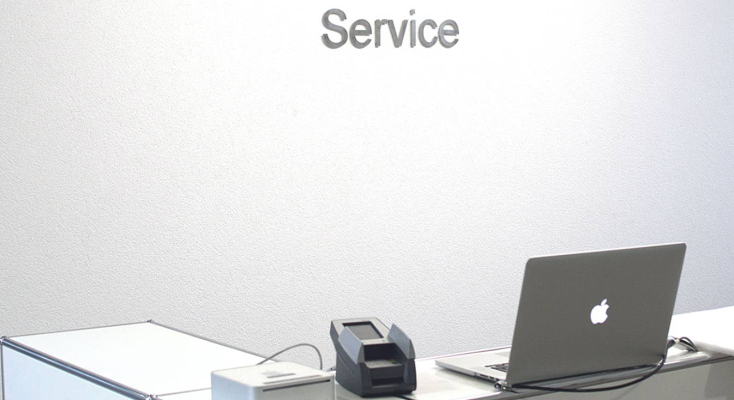 Der Service Desk von DQ Solutions in Dietikon