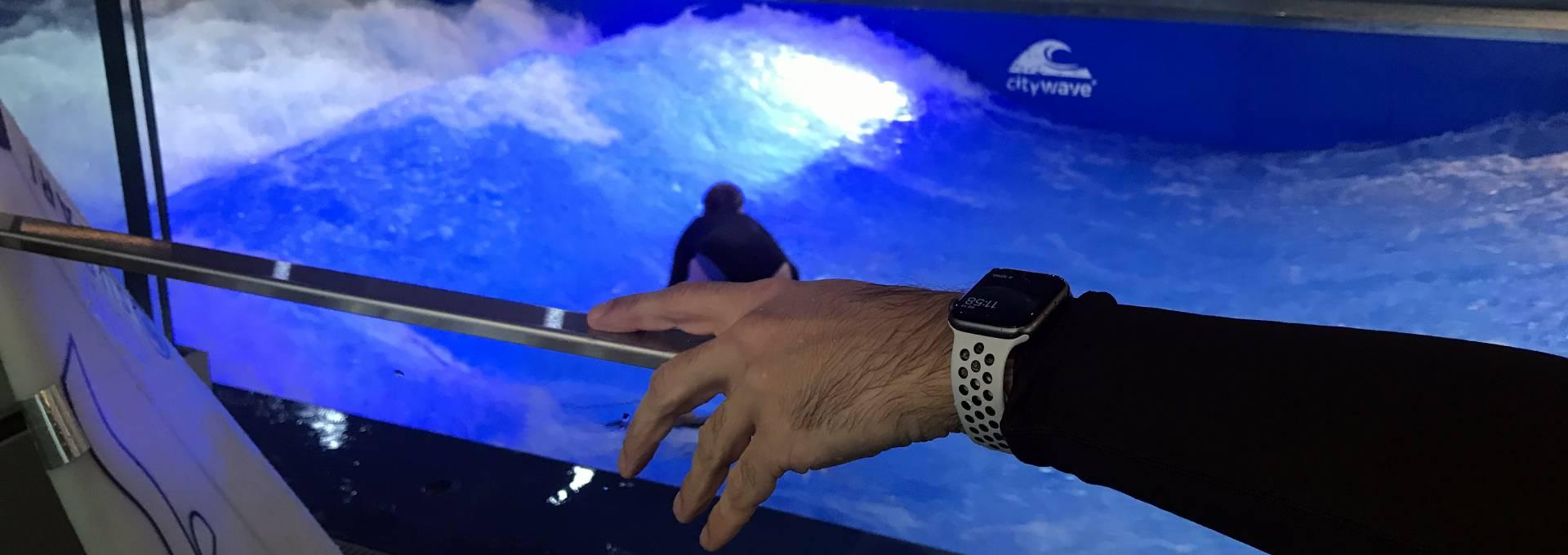 Die Apple Watch ist der ideale Begleiter beim Sport.