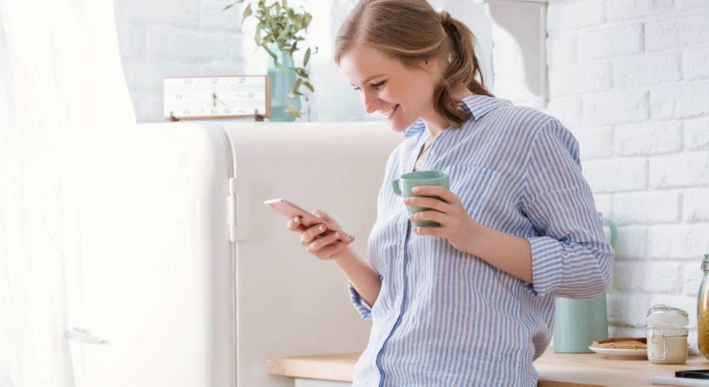 Mit einem iPhone können viele Arbeiten erledigt werden. Viele Mitarbeiter sind bereit für das Homeoffice ihr privates Gerät zu nutzen.