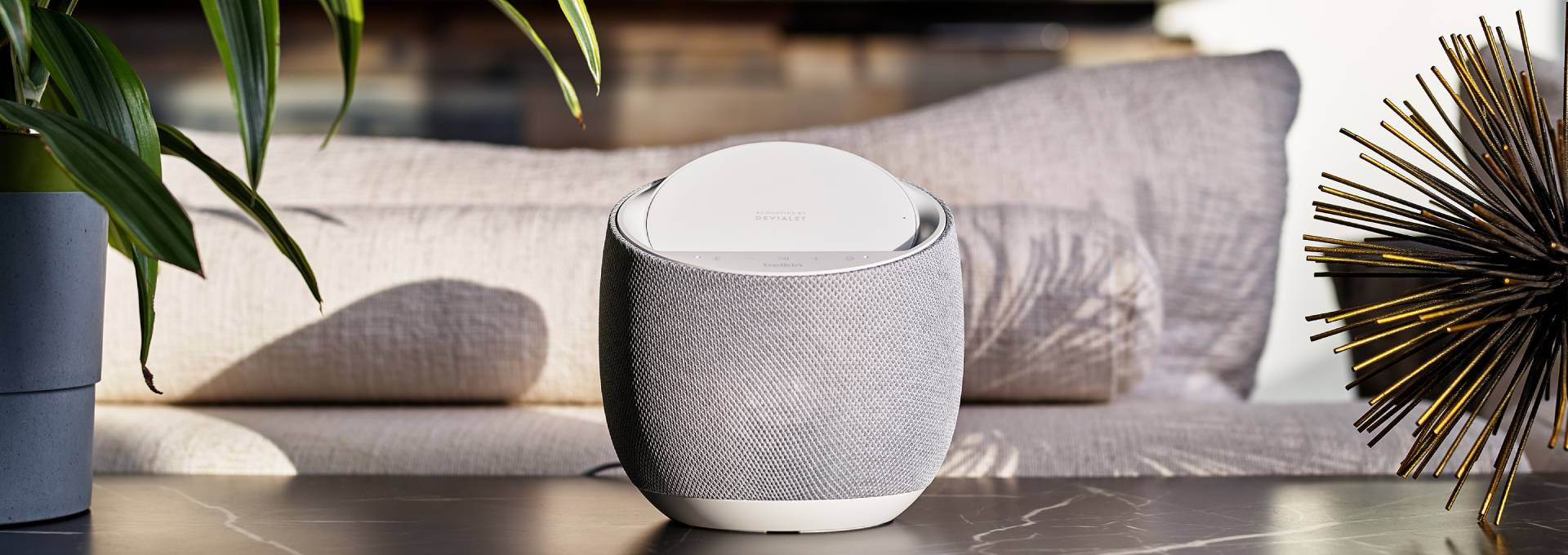 Belkin SOUNDFORM Smart Speaker passen in jeden Raum