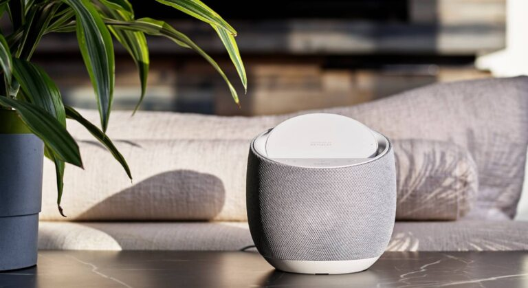 Belkin SOUNDFORM Smart Speaker passen in jeden Raum