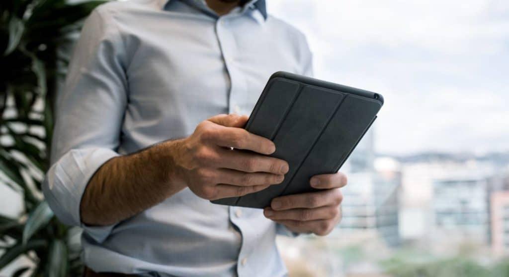 DaaS eignet sich dank Zero Touch Employment auch fürs mobile Arbeiten