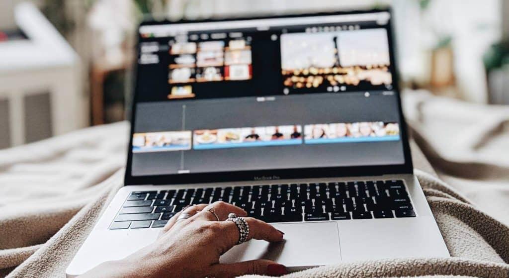 Lerne im Apple Kurs Filme mit iMovie zu gestalten