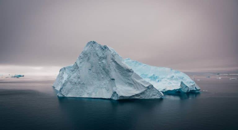 Ein Blick an die Pole macht die Umweltprobleme deutlich