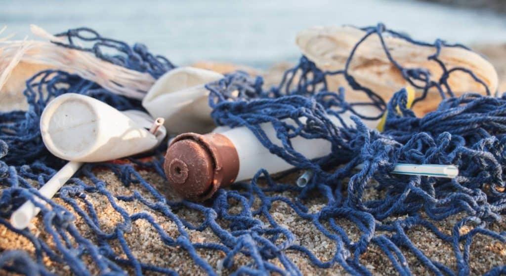 Plastikabfälle im Meer sind ein grosses Problem für die Natur.