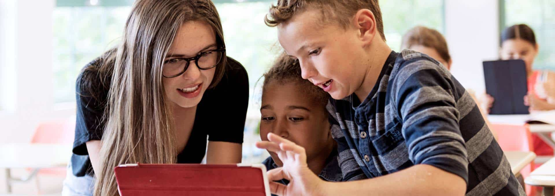 DQ Solutions über Microsoft 365 für iPad in der Schule