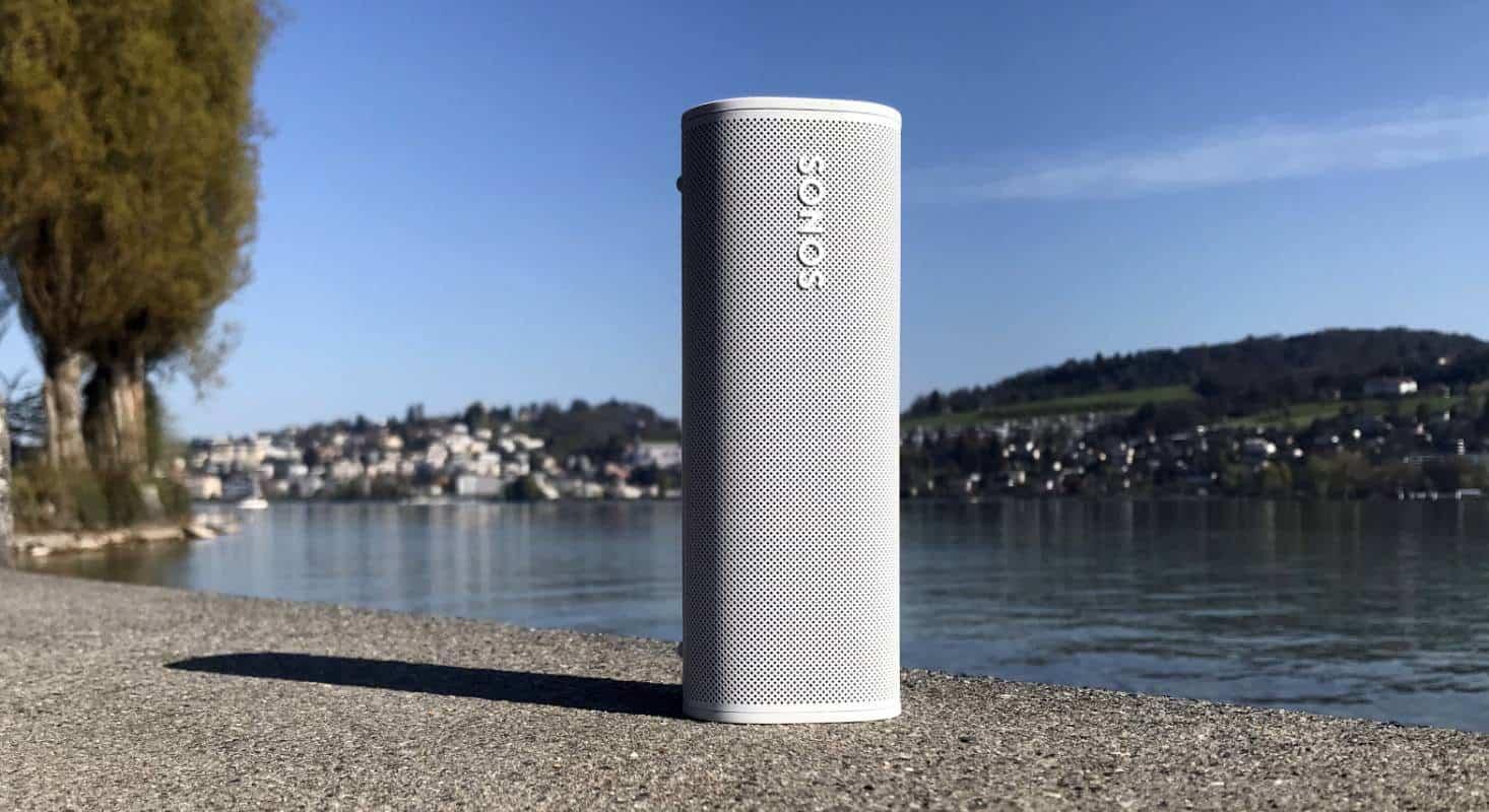 Mobiler Smart Speaker Sonos Roam