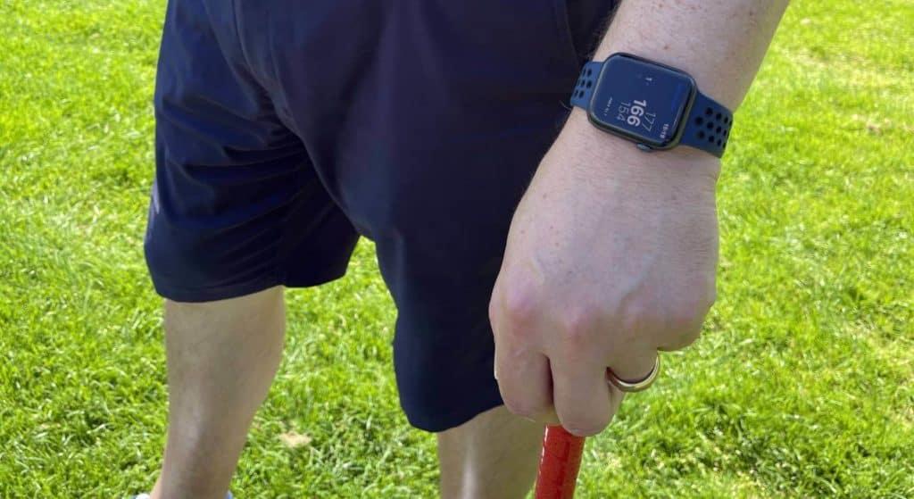 Apple Watch für Golfspieler