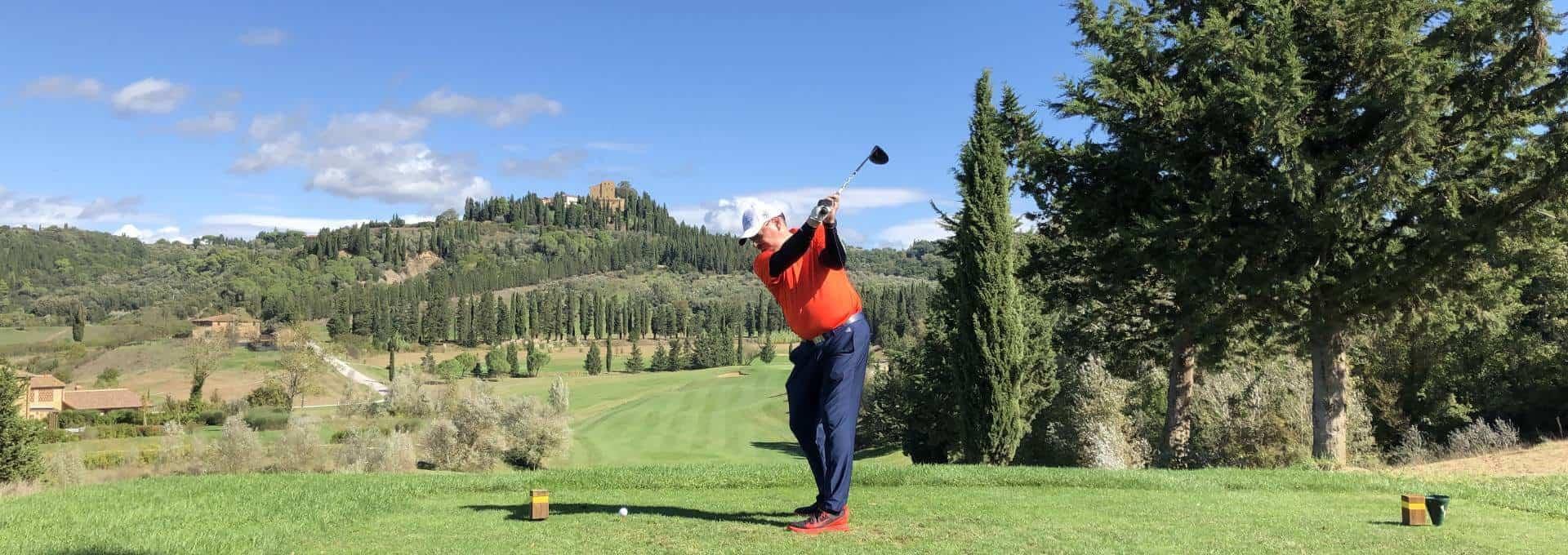 Golfschlag Performance messen mit iPhone