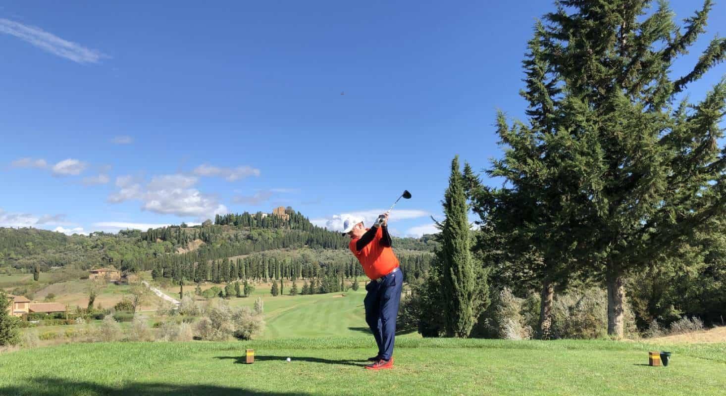 Golfschläge messen mit Apple Watch