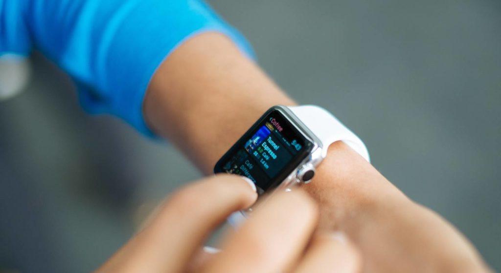 Apple Watch für Sport bei DQ Solutions