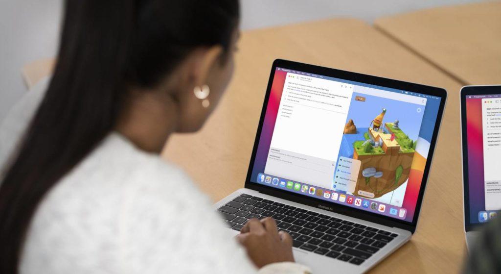 MacBook Air mit M1 Prozessor für Bring your own device