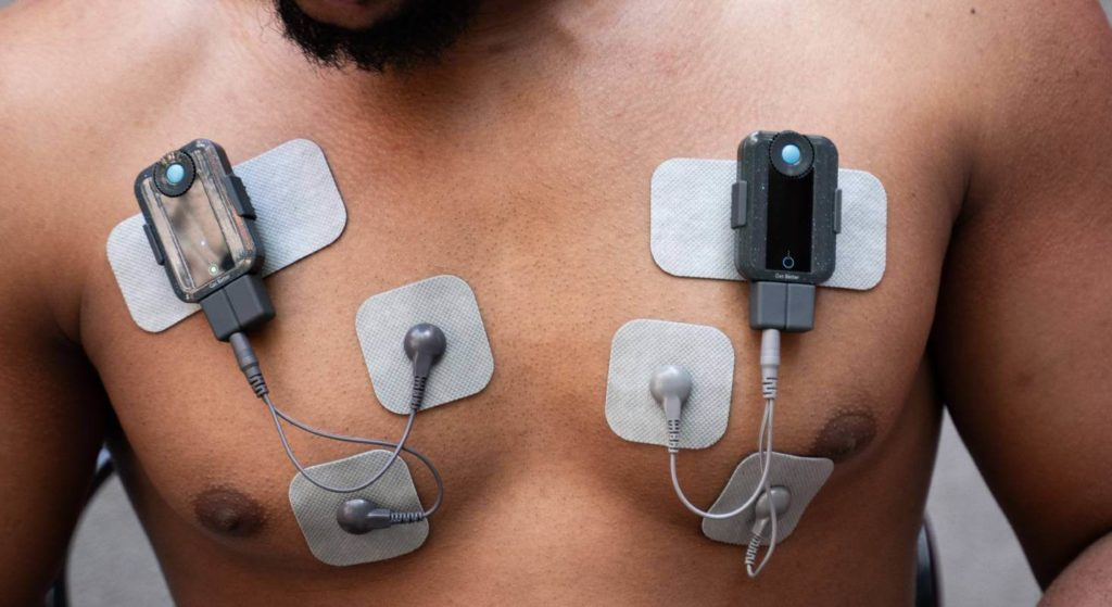 Bluetens Duo Sport Elektrostimulation im Training