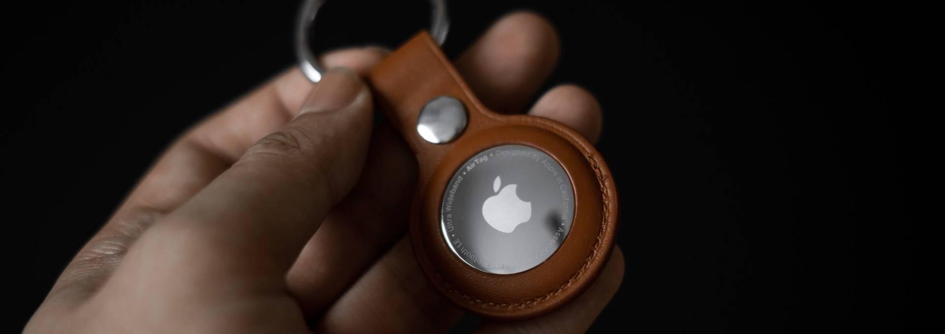 AirTag - der Schlüsselfinder von Apple