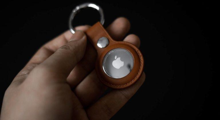 AirTag - der Apple GPS Schlüsselfinder